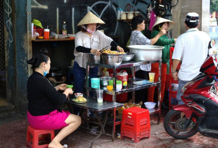 Bun Thit Nuong Streatery Vietnam